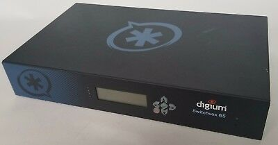 Genuine Digium Switchvox 65 Pbx Voip System Warranty