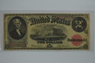 $2.00 Legal Tender Note. Series of 1917, Fr-57 Lot 116