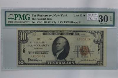 $10.00 National Bank Note. Lot 130
