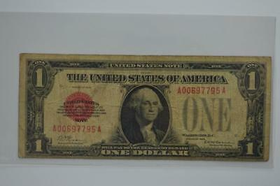 $1.00 Legal Tender Note. Series of 1928, Fr-1500. Lot 139