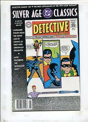 Silver Age Classics: Det. Comics #327 The Mystery Of The Menacing Mask! (9.2)