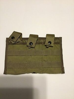 Allied Eagle Industries Triple Magazine Carrier Pouch 5.56 Coyote brown