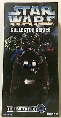 "Star Wars Collector Series - Tie Fighter Pilot - 12"" Action Figure"