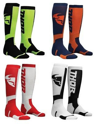 Thor MX Adult Motorcycle ATV Moto Socks All Colors 6-13