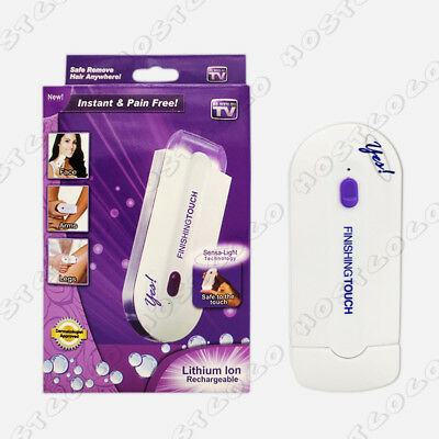New in Box ! Finishing Touch Yes! Instant & Pain Free Hair Remover As Seen on TV