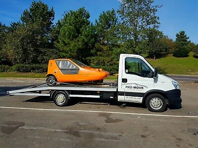 Car transportation services collection delivery classic kit car project