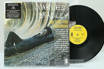 "Bradley LP ""No time for dreaming"" NM"