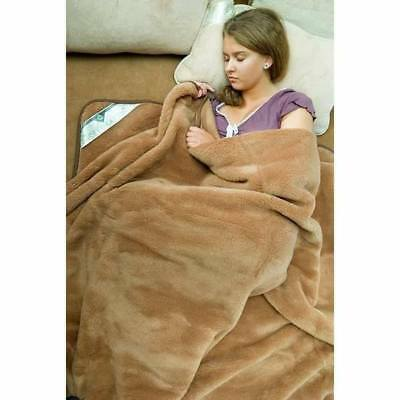 Woolmarked Camel/merino Pure Wool Blankets, 100% Natural, Different Sizes!!!