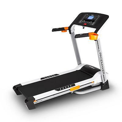 Treadmill Running Machine Gym Home Professional Pulse Monitor Motorised Folding