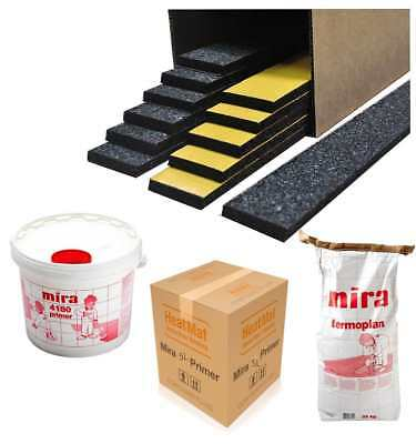 HeatMat Underfloor Primers & Self Levelling Compounds