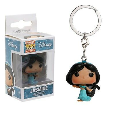 Funko Pocket Pop Keychain: Disney - Jasmine Vinyl Figure Keychain Item No. 21231