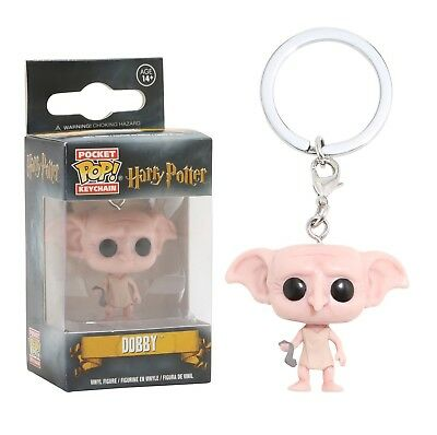 Funko Pocket Pop Keychain: Harry Potter - Dobby Vinyl Figure Item #12521