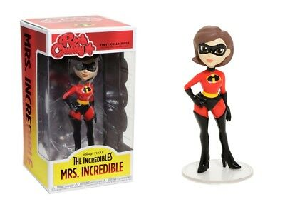 Funko Rock Candy Disney: The Incredibles - Mrs. Incredible Vinyl Collectible