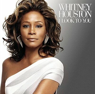 Whitney Houston / I Look to You ** NEW ** CD