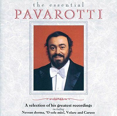 Luciano Pavarotti / The Essential (Best of / Greatest Hits) ** NEW ** CD