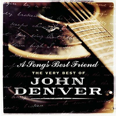 John Denver / A Songs Best Friend The Very Best Of (Greatest Hits) ** NEW ** CD