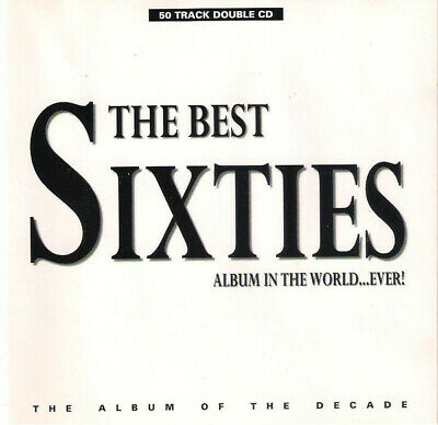 Various Artists / The Best Sixties Album In The World ... Ever! *NEW* CD