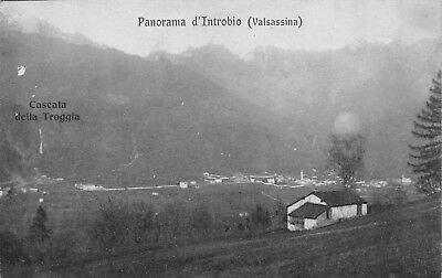 6115) Panorama D'introbio (Valsassina, Lecco).