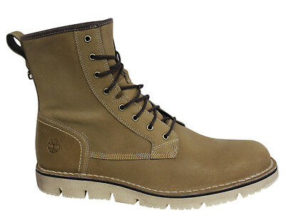 Timberland Westmore Hiker Mens Ankle Lace Up Tan Leather Boots A186V D110