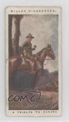 1917 Wills Britain's Part in the War Tobacco Canada #23 0a3