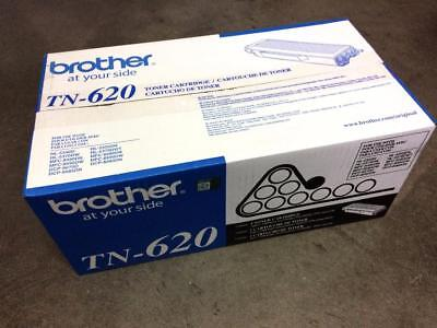 New Sealed Genuine Oem Brother Tn-620 High Yield Toner Cartridge