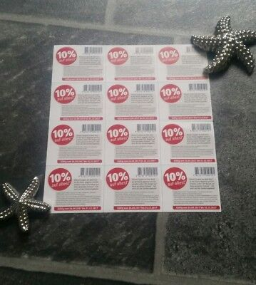 rossmann 10 coupon
