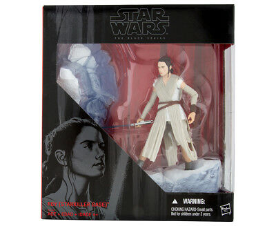 Star Wars Episode 7 Rey & Starkiller Base Figurine Set