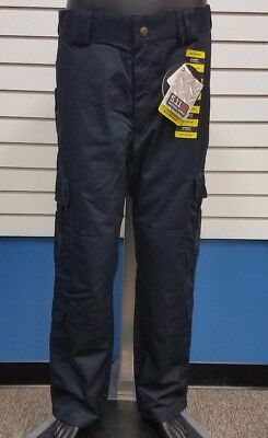 5.11 Tactical EMS Pants, Dark Navy, NWT, Multiple Sizes, 74310-724