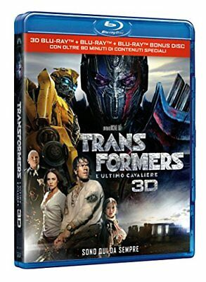 Transformers: L'Ultimo Cavaliere (Blu-Ray 3D + Blu-Ray) PARAMOUNT