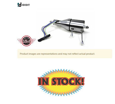 """GM Trans 1969-Up 2/"""" GM Stock ColumnCable Shift Linkage Kit Ididit 2801050010"""