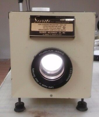 Seerite RARE TOP LOAD Opaque Projector.Model TLP 55