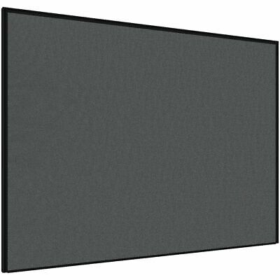 Stilford Professional Screen 1500 x 1250mm Black and Grey