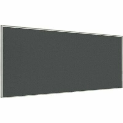 Stilford Professional Screen 1800 x 900mm White and Grey