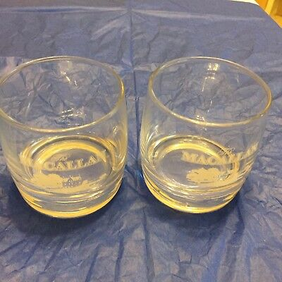 Macallan glasses