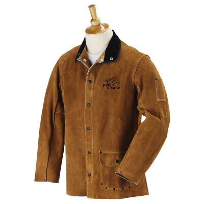 Revco Black Stallion 30WC-XL Split Cowhide Welding Jacket, X-Large