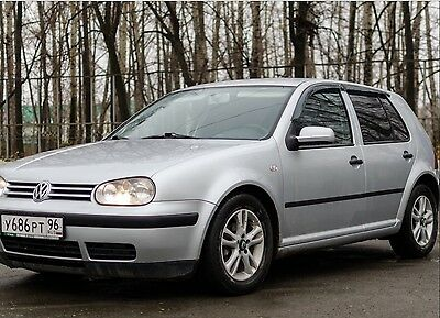 VW Golf MK4 Wind Rain Deflectors 4 pcs 1999-2005