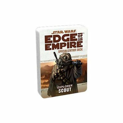 Star Wars Edge of The Empire Scout Board Game