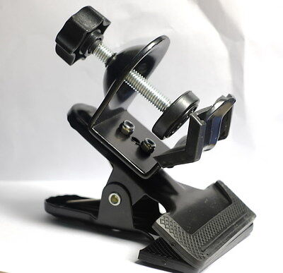 NEW multifunction  Double Clamp for Photo Studio Light Stand Boom Arm Reflector