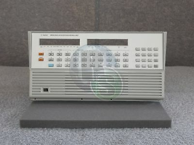 New Agilent 3852A Data Acquisition Control Unit Faceplate 03852-60201