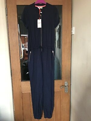 Ted Baker Navy Blue Girls Jumpsuit Age 13-14 Years Bnwt