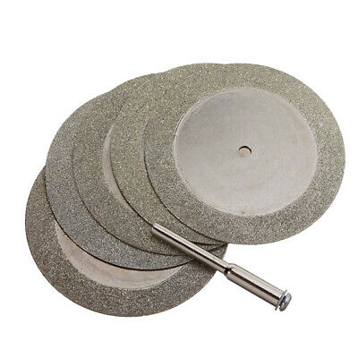10x 50mm Diamond Cut Off Wheels Discs Blade for Drill Rotary Tool
