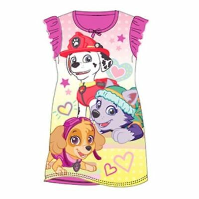 e22c99929c Girls' Clothing Girls Paw Patrol Nightie Skye and Everest Nightdress Ages 2  to 6 Years