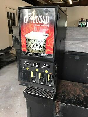curtis cappuccino machine- 3 hopper PC3 CAFEPC3CS10000