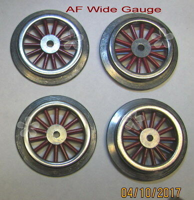 American Flyer Wide Gauge Drive Wheels, Electric set, MEW, repro, NEW