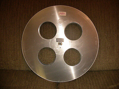 16mm 2000ft (2300ft) aluminum split reel New Goldberg