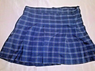 Girls Mount Gambier High School Uniform Skirt (Size 14) Jagga Jagga