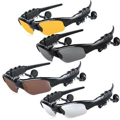 Outdoor Sport Multifunctional Sunglasses bluetooth music headset mobile fittings