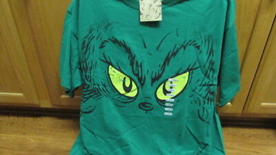 Dr. Seuss Grinch - T-shirt - Men's  Extra Large - New