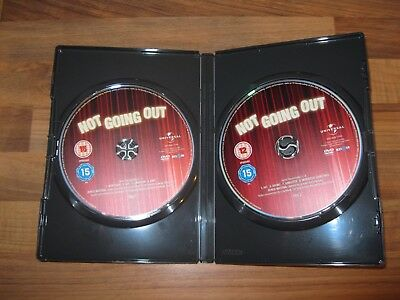 Not Going Out - Series 2 - Complete (DVD, 2009, 2-Disc Set)