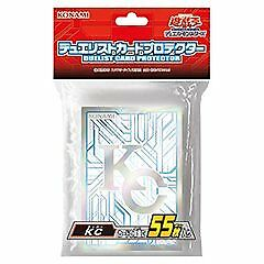 Limited YuGiOh! OCG KC Kaiba Corp Duelist Card Sleeve Protector 55pcs JAPAN